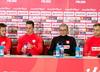 Adam Nawałka na konferencji pzed meczem Polska - Korea Płd.