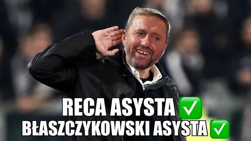 Polska - Łotwa memy