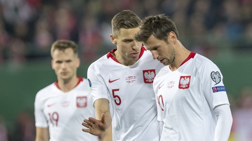 Polska osłabiona w meczu z Łotwą