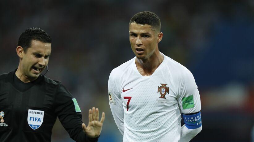 Cristiano Ronaldo nie zagra z Polską