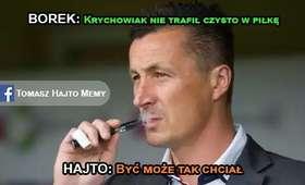 Polska - Rumunia: Tomasz Hajto znów był w formie. Przypominamy najlepsze teksty