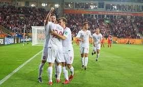 Polska - Włochy U20 na żywo