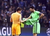 Buffon i Casillas