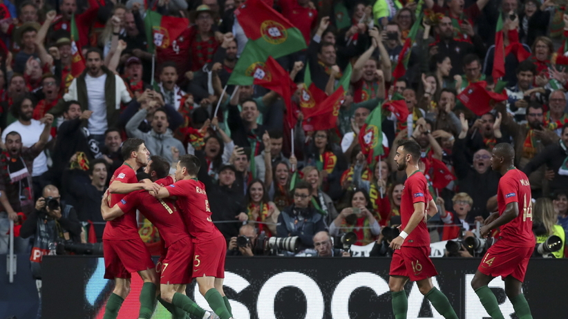 Portugalia - Holandia na żywo
