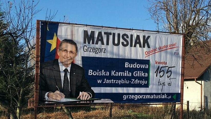Poseł Grzegorz Matusiak przeprosił Kamila Glika