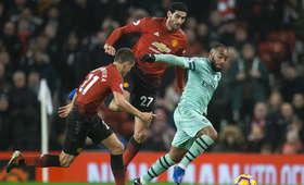 Manchester - Arsenal