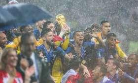 Francja mistrzem świata Rosja 2018