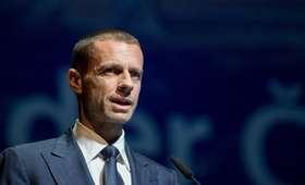 Aleksander Ceferin, prezydent UEFA