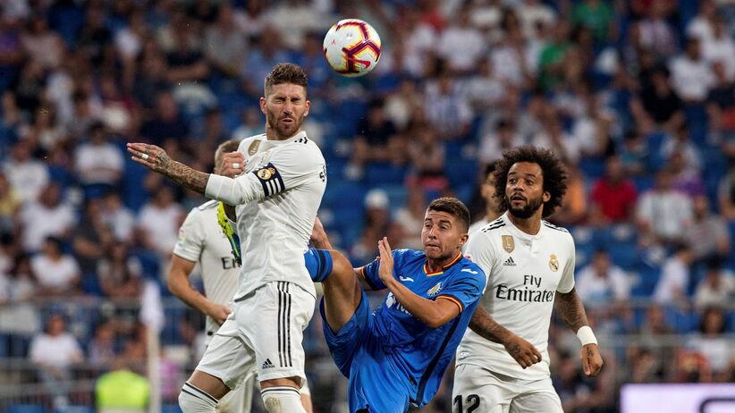 Piłkarze w Hiszpanii groża strajkiem