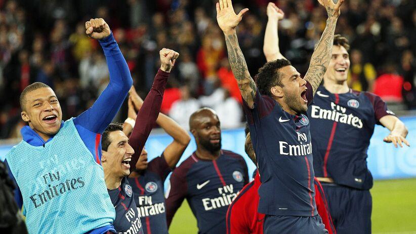 PSG mistrzem Francji