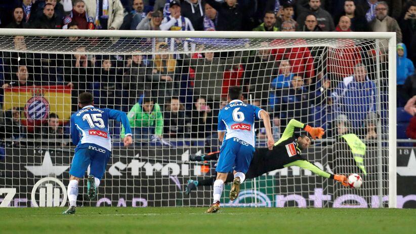 Puchar Króla: Sensacyjna porażka Barcelony, Messi nie wykorzystał karnego