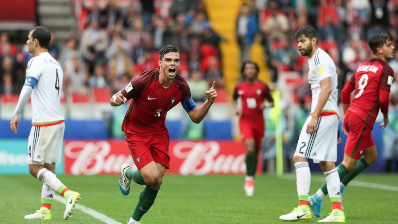 Puchar Konfederacji: Złoty gol Silvy. Portugalia wraca do domu z medalem