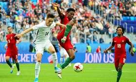 Puchar Konfederacji: Portugalia rozgromiła Nową Zelandię