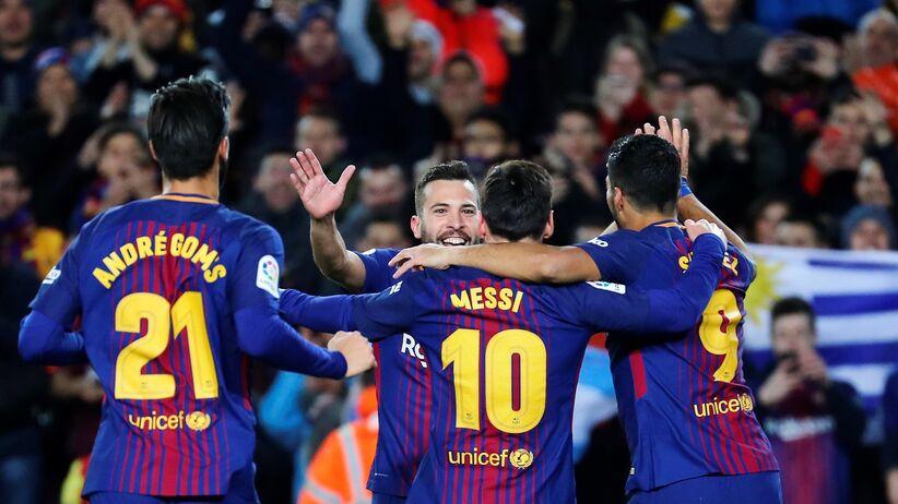 Puchar Króla: Barcelona rozbiła Celtę i jest w ćwierćfinale