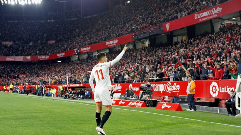 Puchar Króla: Sevilla pierwszym finalistą