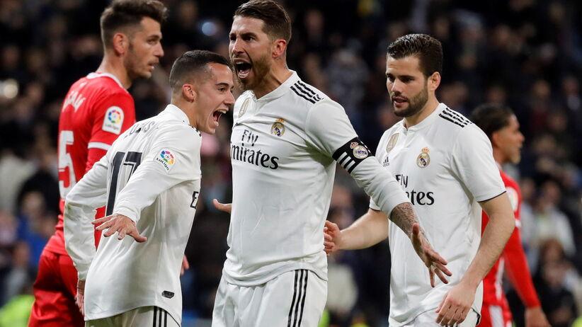 Real pokonał Gironę w Pucharze Króla