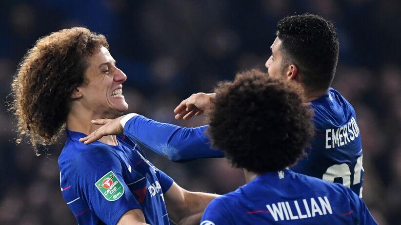 Chelsea w finale Pucharu Ligi Angielskiej