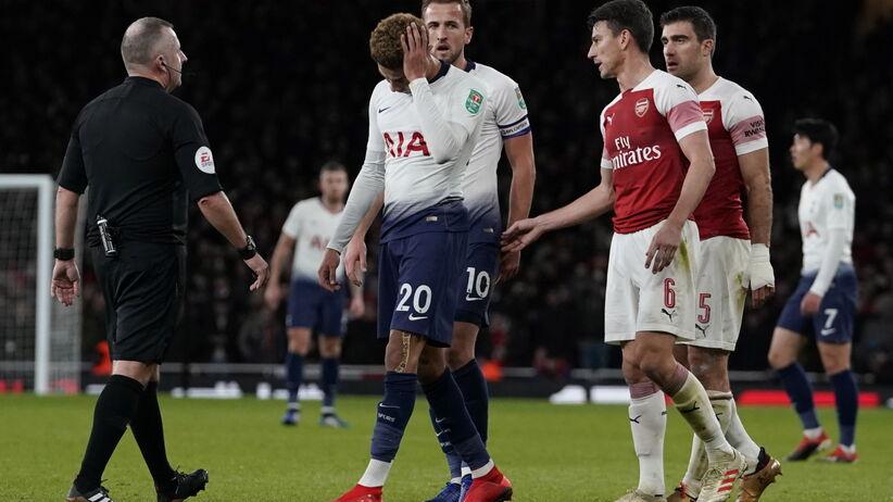 Puchar Ligi Angielskiej: Derby Londynu dla Tottenhamu, porażka drużyny Boruca