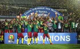 Kamerun, Puchar Narodów Afryki