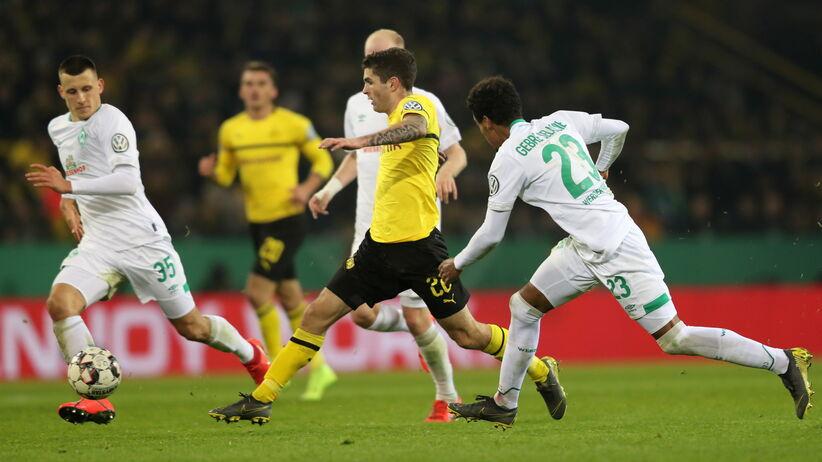 Borussia - Werder