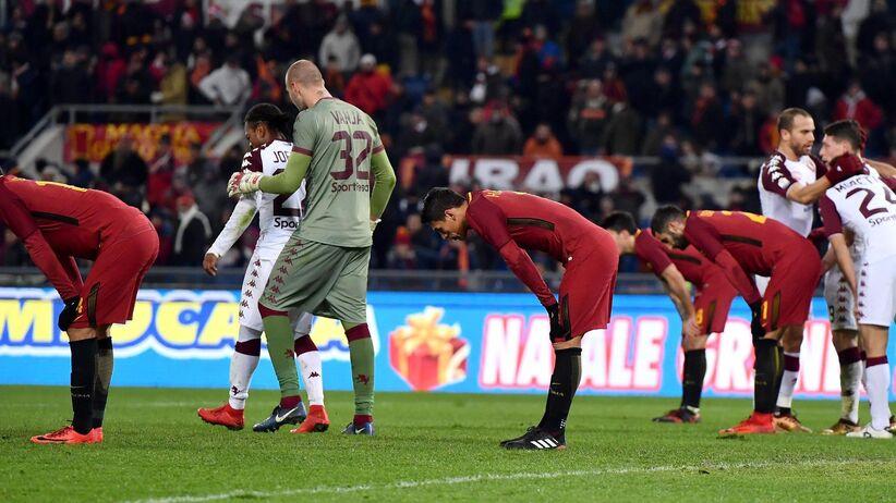 Puchar Włoch: Roma ze Skorupskim w bramce odpadła w 1/8 finału