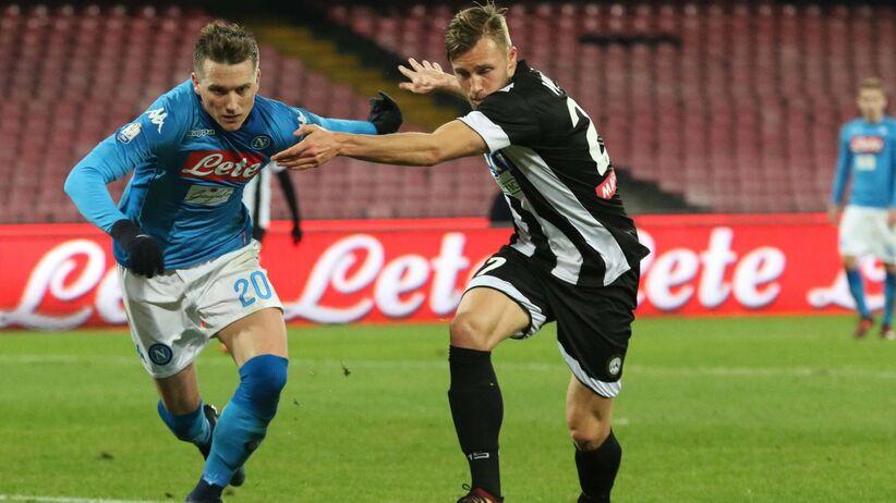 Puchar Włoch: Napoli w ćwierćfinale, dobry mecz Zielińskiego