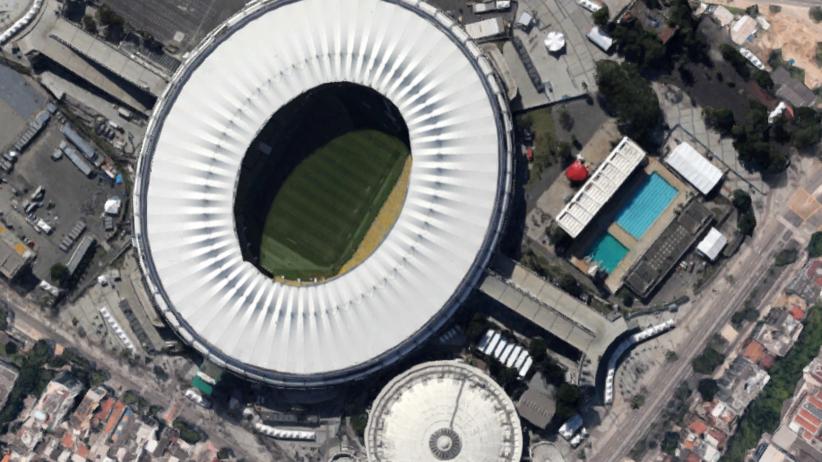 QUIZ. Jaka drużyna gra na tych stadionach? Zdjęcia z lotu ptaka