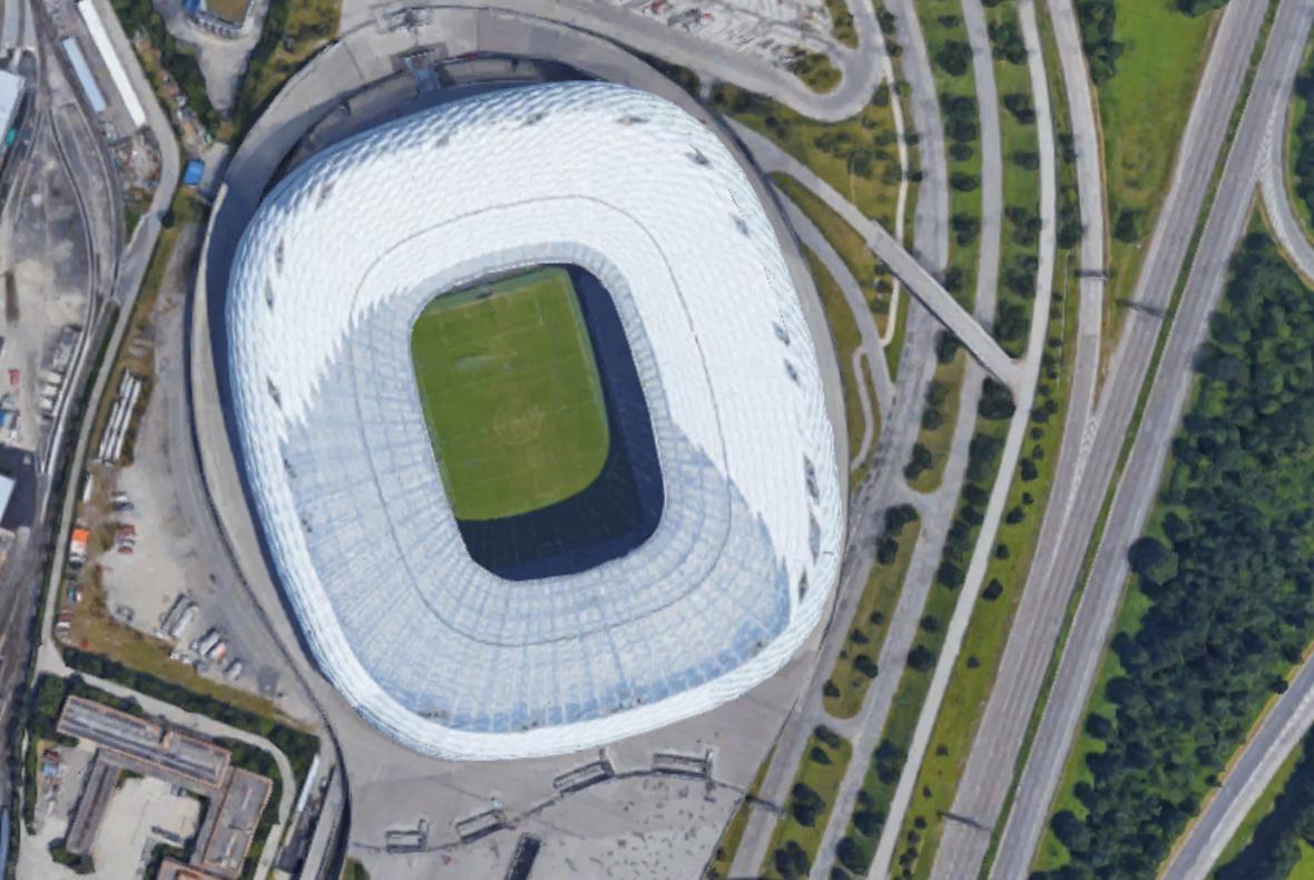 QUIZ. Jaka drużyna piłkarska gra na tych stadionach? Zdjęcia z lotu ptaka
