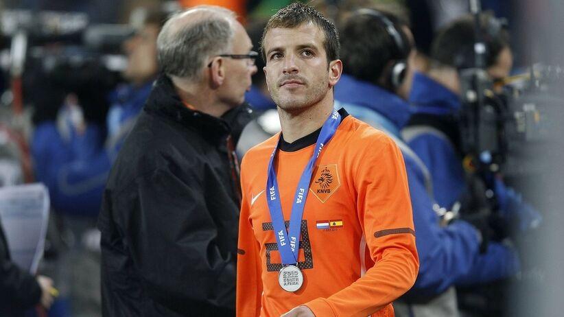 Rafael van der Vaart zakończył sportową karierę