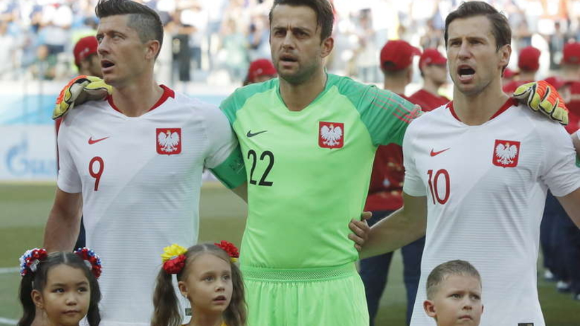 Lewandowski, Fabiański, Krychowiak