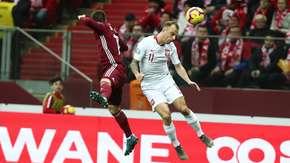Polska na 20. miejscu w rankingu FIFA