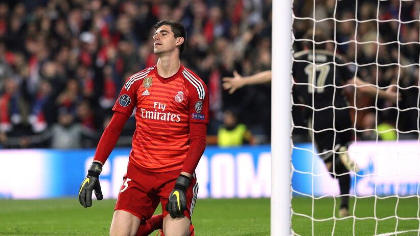Real przegrał z Ajaxem