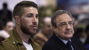 Kłótnia Sergio Ramosa z Florentino Perezem