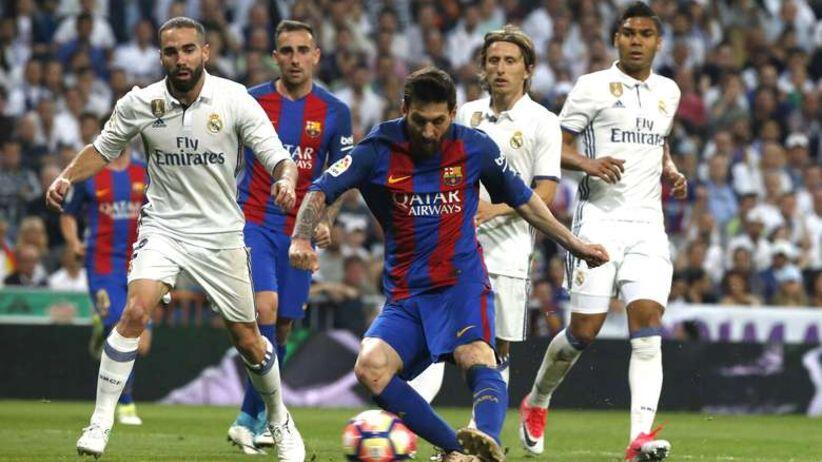 Real - Barcelona na żywo. Kiedy i o której El Clasico?