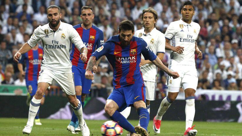 Real Madryt - Barcelona