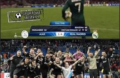Memy po meczu Real - Ajax (11)