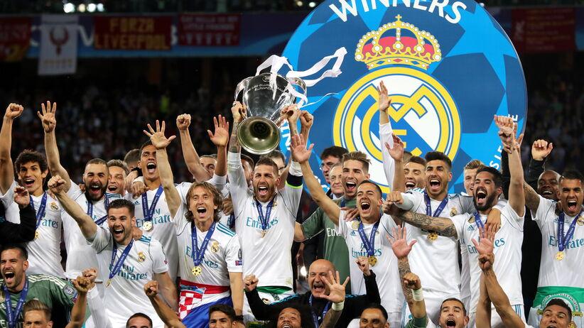 Real Madryt triumfuje w Lidze Mistrzów