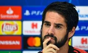 Isco broni trenera Realu