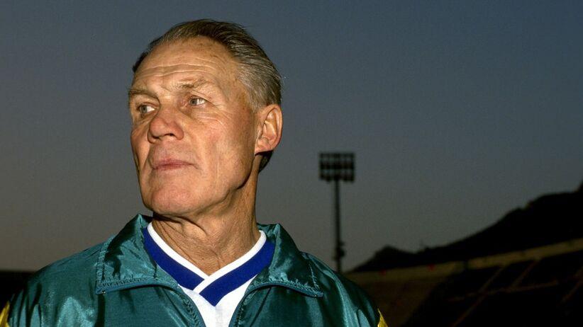 Rinus Michels najlepszym trenerem w historii