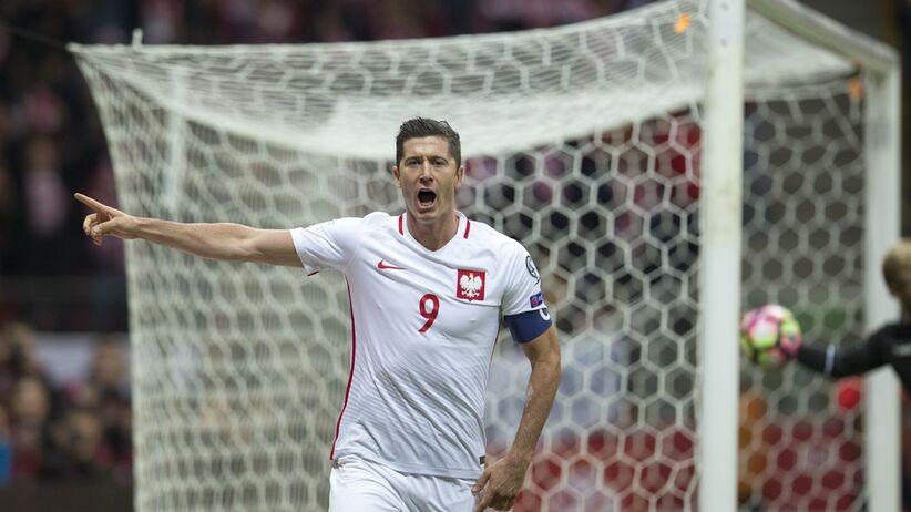 Robert Lewandowski rozegra setny mecz w kadrze