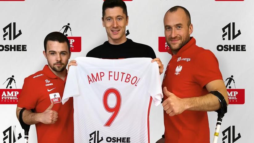 Robert Lewandowski, amp futbol