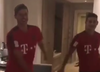 Robert Lewandowski i James Rodriguez