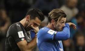 Roberto Mancini selekcjonerem reprezentacji Włoch