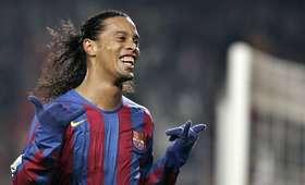 Ronaldinho poślubi dwie kobiety