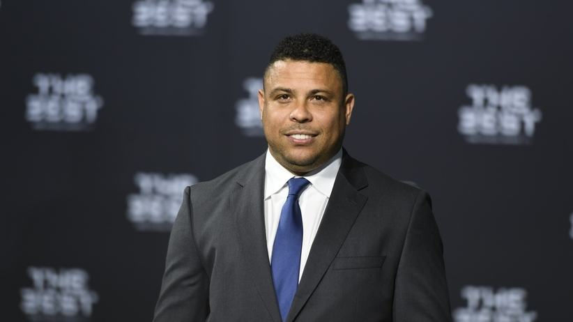 Ronaldo chce kupić udziały Realu Valladolid