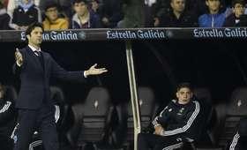 Santiago Solari treneem Realu Madryt