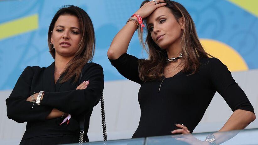 Anna Lewandowska i Sara Boruc