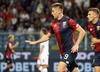 Krzysztof Piątek zdobył dwa gole w meczu Sassuolo - Genoa