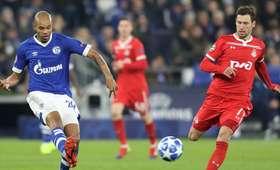 Schalke - Lokomotiw