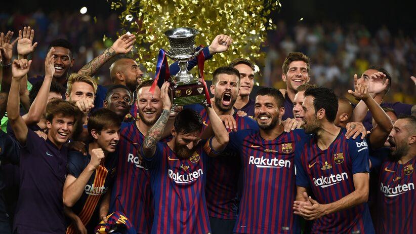 Superpuchar Hiszpanii dla Barcelony